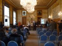 Slavnostní certifikaci nových Ethnic Friendly zaměstnavatelů (Foto: IQ Roma servis)