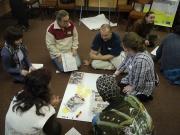 Národním setkání lidí žijících v chudobě a sociálním vyloučení (Foto: www.iqrs.cz)