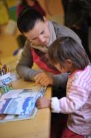 Aktivity pro děti v Klubu Pavlač (Foto: Luděk Šmerda)