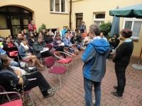 Setkání zaměstnanců salesiánských středisek pracujících s Romy  (Foto: teplice.sdb.cz)
