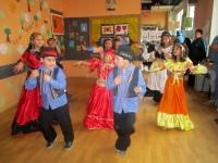 Taneční workshop (Foto: Salesiánské středisko Štěpána Trochty)