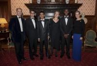 Výherci Mezinárodní cena vévody z Edinburghu (Foto: Fergus Burnett Photography)