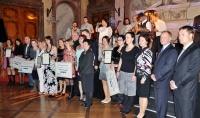 Slavnostní předání titulů Neziskovka roku 2013 (Foto: NROS)