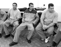 Romové ve vinařické věznici (Foto: Časopis Český bratr)