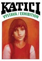 Plakát k výstavě Katici, ty to zvládneš (Zdroj: Velvyslanectví Švédska)