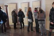 Výstava Lety - život za plotem (Foto: www.lidice-memorial.cz)