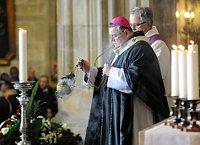 L'archevêque de Prague Dominik Duka, photo: Filip Jandourek, ČRo