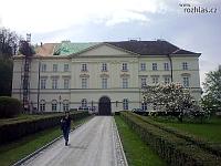 Boskovice chateau, photo: Václav Žmolík