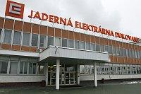 Kernkraftwerk Dukovany (Foto: Tomáš Adamec, Archiv des Tschechischen Rundfunks)