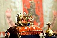 Las joyas de coronación checas, foto: Filip Jandourek, Radiodifusión Checa
