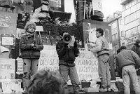 Samtene Revolution (Foto: Archiv des Instituts für das Studium totalitärer Regime)