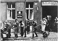Prague Uprising in 1945, photo: archive of Czech Radio