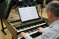 La cantate de Mozart et Salieri, photo: Tomáš Vodňanský, ČRo