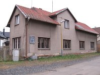 Jan Palach's home in Všetaty, photo: Radek Duchoň