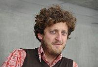 Ondřej Kobza, photo: Tomáš Vodňanský, ČRo