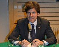 Americký velvyslanec Andrew Schapiro (Foto: Jana Turčínková)