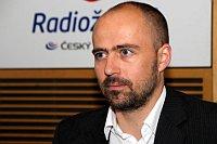 Martin Šimáček, photo: Šárka Ševčíková, Czech Radio