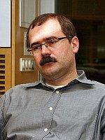 Pavel Žáček (Foto: Anna Duchková, Archiv des Tschechischen Rundfunks)