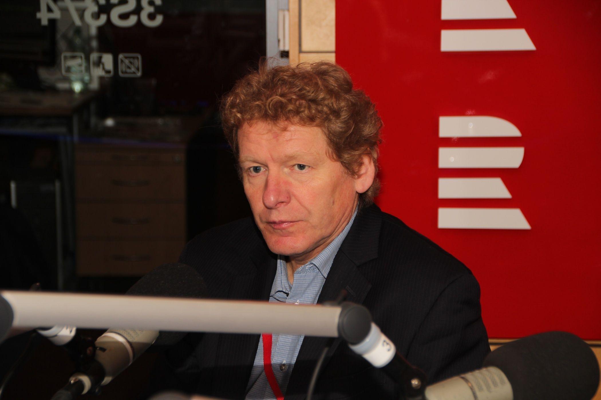 Daniel Anýž, photo: Prokop Havel, ČRo