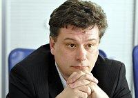 Justice minister Pavel Blažek, photo: Filip Jandourek / Archive of ČRo