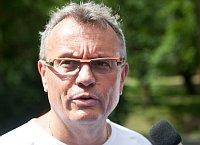 Vladimír Dlouhý, photo: Filip Jandourek