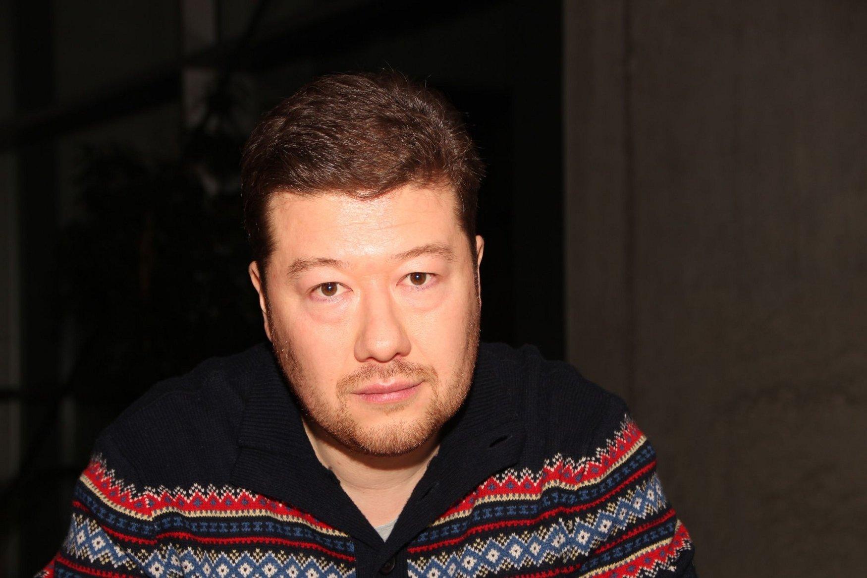 Tomio Okamura, photo: Prokop Havel, ČRo