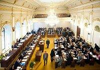 Tschechische Abgeordnete (Foto: Filip Jandourek, Archiv des Tschechischen Rundfunks)
