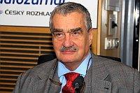 Karel Schwarzenberg (Foto: Šárka Ševčíková, Archiv des Tschechischen Rundfunks)