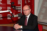 Bohuslav Sobotka (Foto: Prokop Havel, Archiv des Tschechischen Rundfunks)
