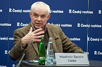 Vladimír Špidla (Foto: Filip Jandourek, Archiv des Tschechischen Rundfunks)