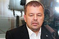 Petr Tluchoř, photo: Matěj Pálka, ČRo
