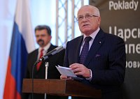 Vclav Klaus, photo: Filip Jandourek