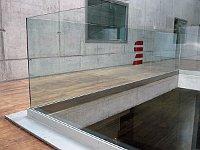 Atrium aus Beton (Foto: Elena Horálková, Archiv des Tschechischen Rundfunks)
