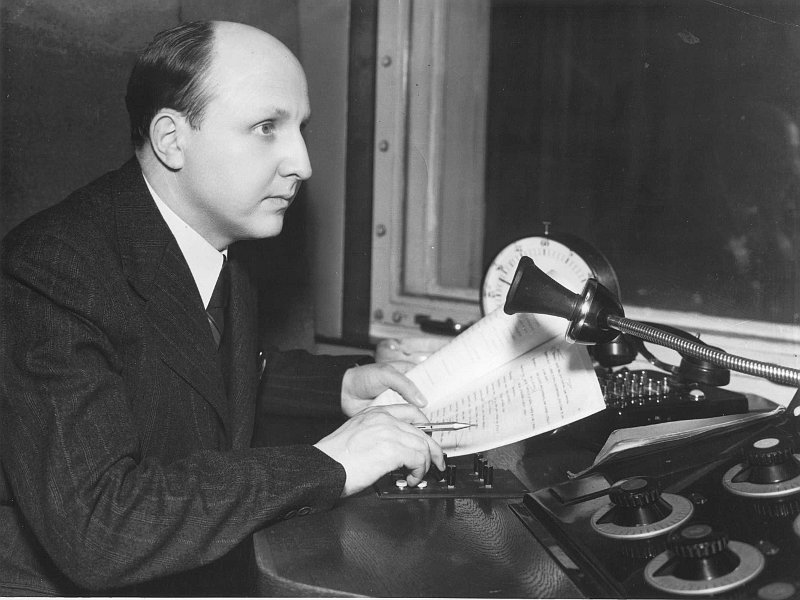 Miloslav Disman, photo: Václav Flegl / Czech Radio