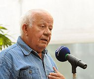 Vladimír Fišer, photo: Khalil Baalbaki