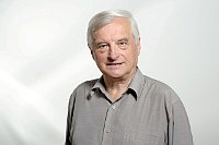 Bohuslav Vítek (Foto: Khalil Baalbaki, Archiv des Tschechischen Rundfunks)