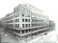 Czech Radio building, photo: archive of Czech