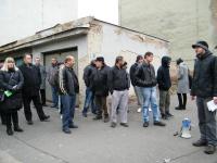 Romové z Předlic o svých problémech poprvé přímo diskutovali s úředníky (Foto: Gabriela Hauptvogelová)