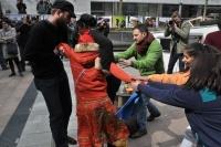 Romové protestovali proti diskriminaci (Foto: Ondřej Houska)