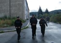 Romští asistenti prevence kriminality (Foto: Gabriela Hauptvogelová)