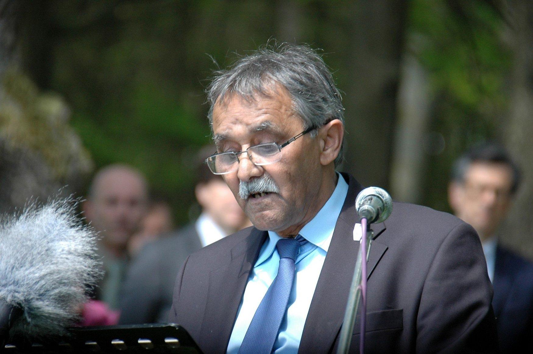 Čeněk Růžička, photo: Jana Šustová, ČRo