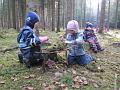 Lesní školka, photo: Petra Čechurová, ČRo