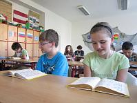 Ve škole (Foto: Lucie Maxová, Český rozhlas)