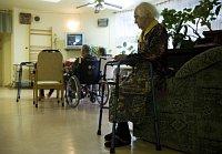 Residencia de ancianos en la república checa