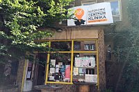 Prager Sozialzentrum Klinika (Foto: Veronika Hlaváčová, Archiv des Tschechischen Rundfunks)