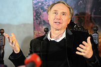 Dan Brown, photo: Filip Jandourek