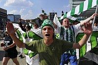 Bohemians fans, photo: Tomáš Adamec