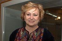 Věra Čáslavská, photo: Jan Sklenář