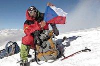 Radek Jaroš nach K2-Aufstieg (Foto: Archiv des Tschechischen Rundfunks)