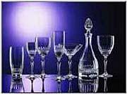 Le verre de Sklo Bohemia Svetla (Photo : www.sklobohemia.cz)